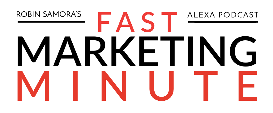 Fast Marketing Minute
