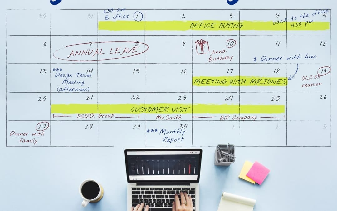 Use Editorial Calendars to Keep Your Social Media Organized