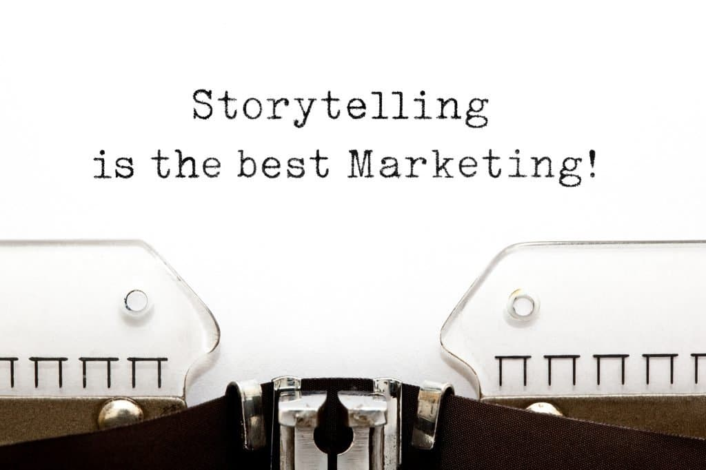 , Create Your Own Brand Story, Fast Marketing Minute