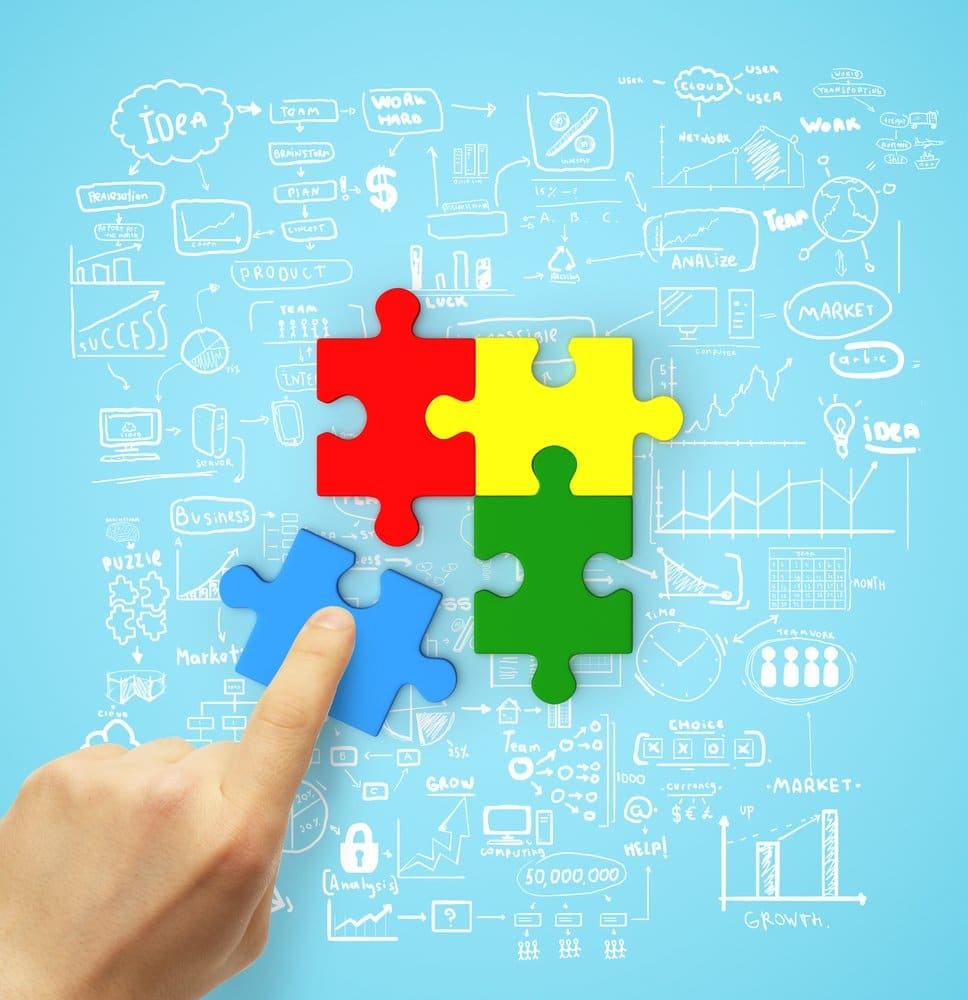 , What's the Missing Piece in Your Marketing Puzzle, Fast Marketing Minute, Fast Marketing Minute