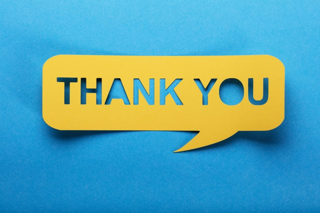 , How Being Thankful Can Grow Your Audience, Fast Marketing Minute, Fast Marketing Minute
