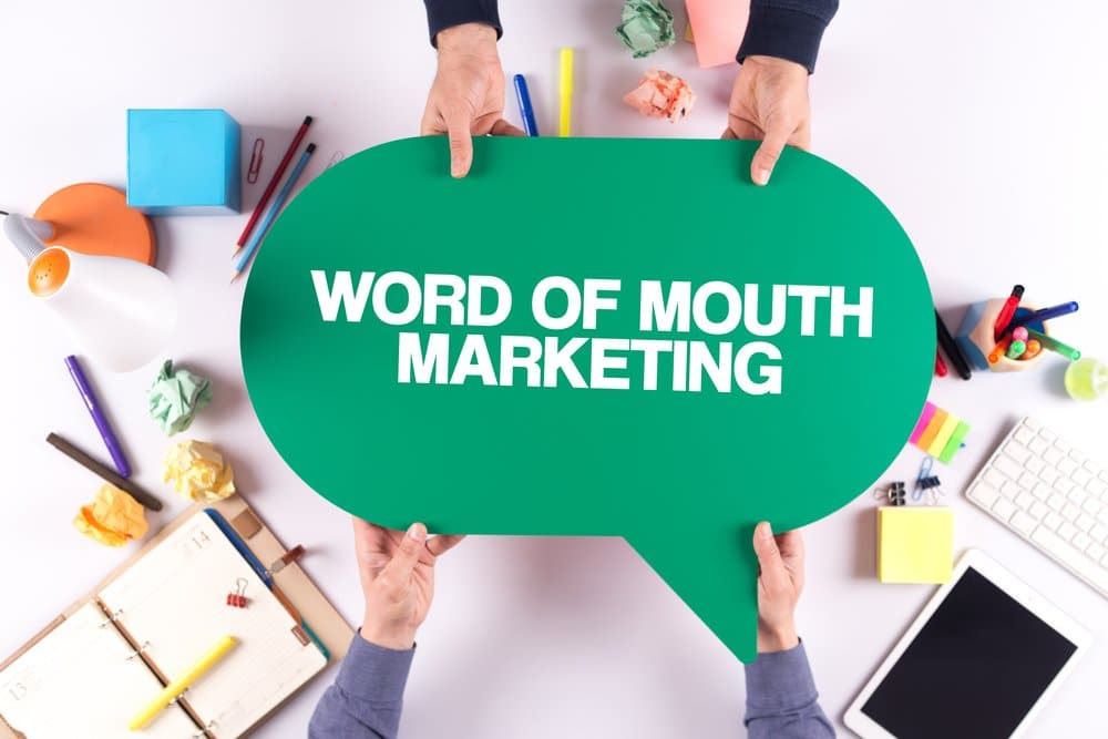 , 3 Word of Mouth Strategies to Get Attention, Fast Marketing Minute, Fast Marketing Minute