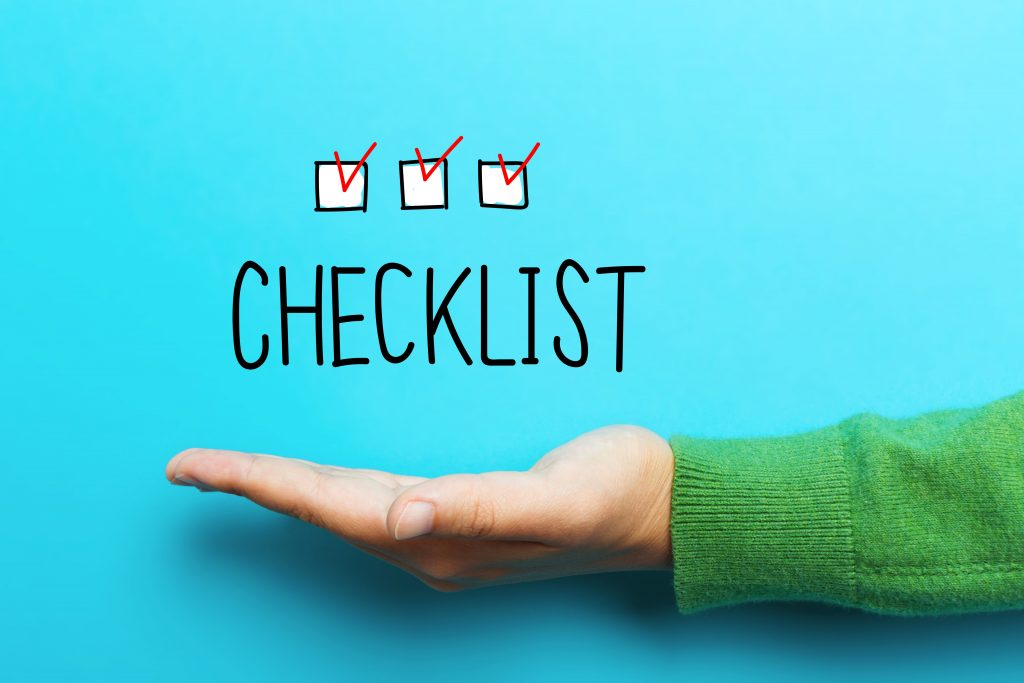 , 5 Marketing Tips to Create a Social Media Checklist, Fast Marketing Minute