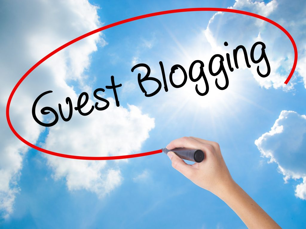 , 5 Marketing Tips for Guest Blogging, Fast Marketing Minute