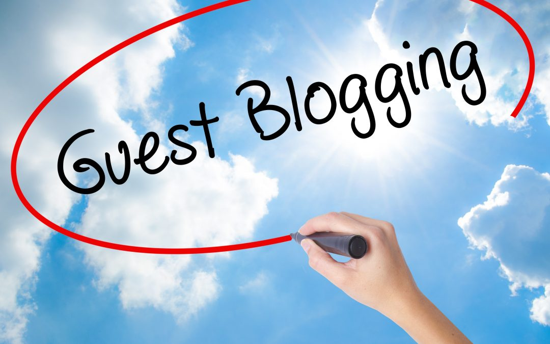 5 Marketing Tips for Guest Blogging