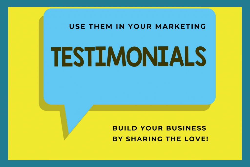 , How to Market Your Business with Testimonials, Fast Marketing Minute