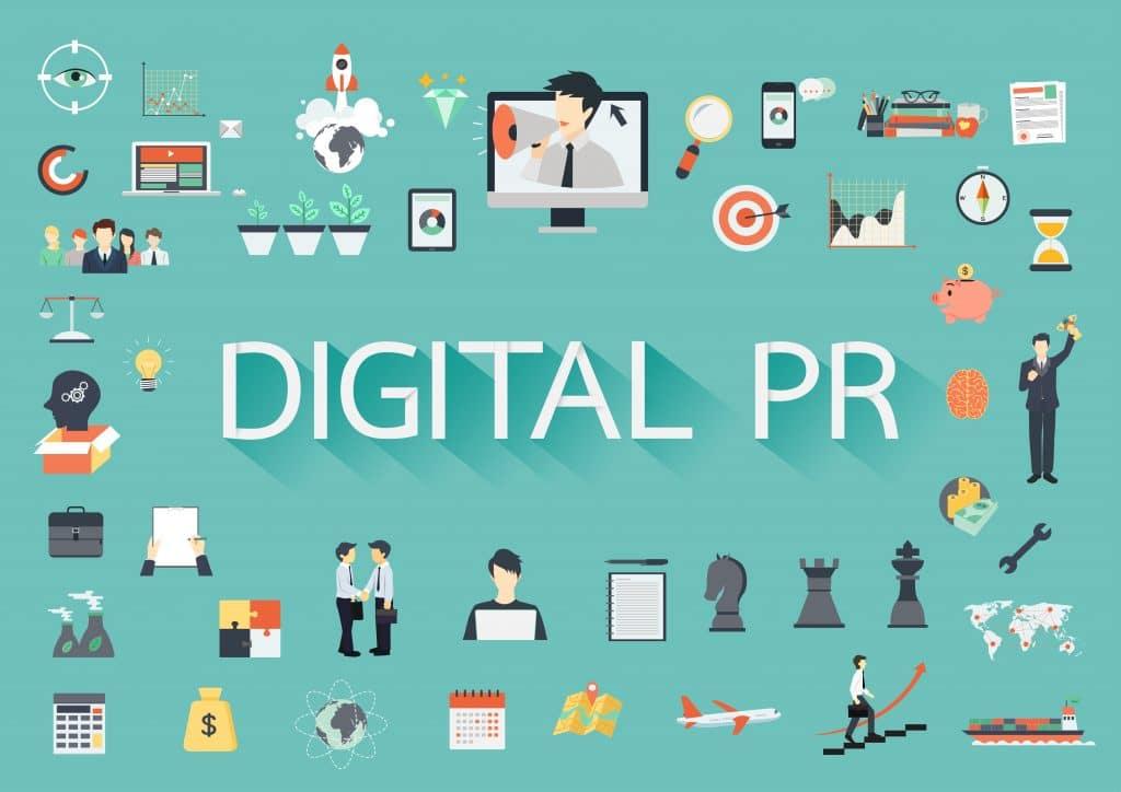 , 3 Reasons Why You Need Digital PR, Fast Marketing Minute
