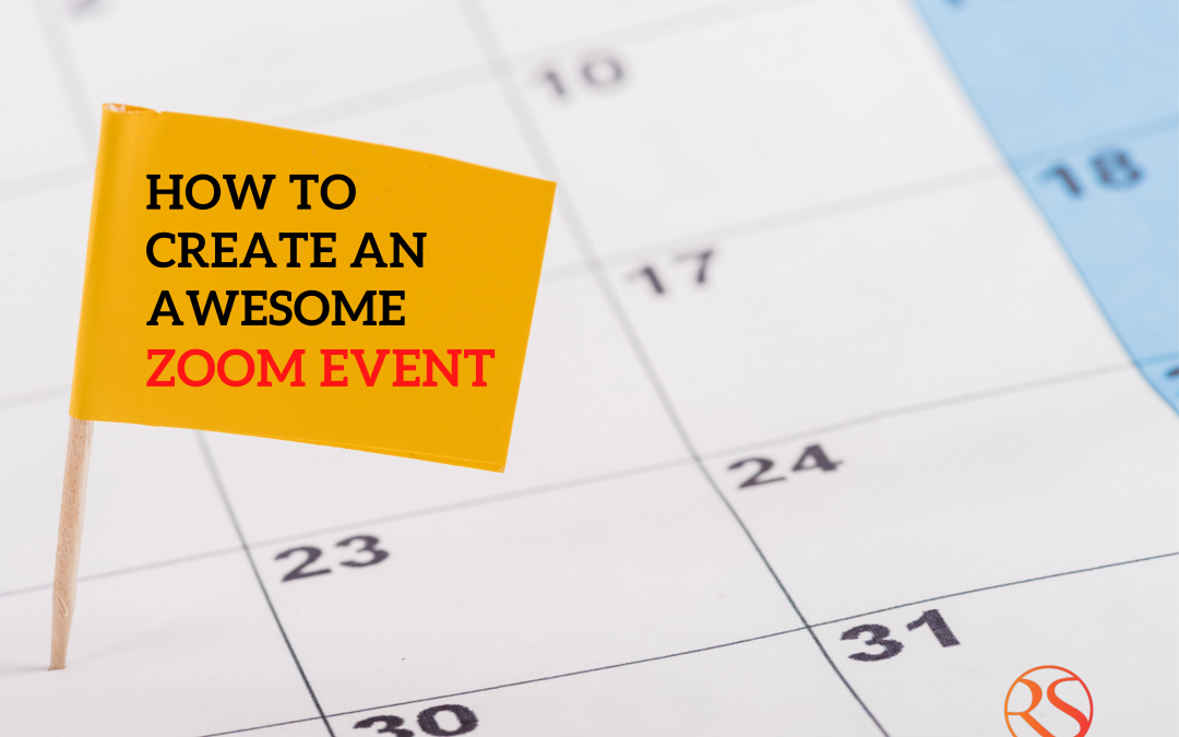 3 Marketing Tips to Create an Awesome Virtual Event